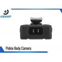 Wholesale Surveillance Police Officer Body Worn Cameras One Key Playback 3200mAh Battery from china suppliers