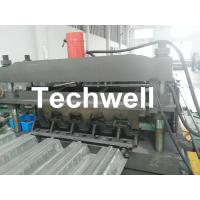 Wholesale Steel Structure Floor Deck Cold Roll Forming Machine For Galvanized Steel Sheet from china suppliers