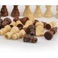 Wholesale wood game pawn international wooden chess game pieces from china suppliers