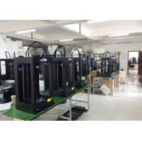 Wholesale Creatbot Daul Extruder High Resolution 3D Printer 40KG Weight FCC Certification from china suppliers