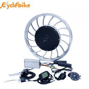 "Buy cheap High torque 20"" 48v 1000w e bike dc hub motor electric bike conversion kit from Wholesalers"