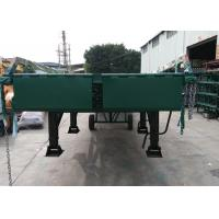 Wholesale 10 Ton Capacity Truck Mobile Loading Ramp 4 Legs Container With Hydraulic System from china suppliers
