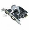 1.5 Mbytes / sec PCI - E SERIAL CARD OXFORD PCIE952 CHIPSET PCI - e 2S for sale
