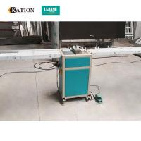 Buy cheap Movable Aluminum Cutting Machine For Cutting Aluminum Spacer Of Insulating Glass from wholesalers