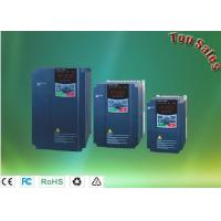 Wholesale 37kw 3 Phase Adjustable Solar Variable Frequency Drive For Ac Pump , 0Hz - 400Hz from china suppliers