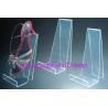Customised acrylic shoe rack/stylish acrylic shoe stand/shoe holder in acrylic for sale