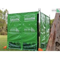 Wholesale Temporary Noise Barriers 4 layer + design insulated and reduction noise 40dB from china suppliers
