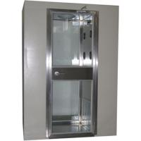 Wholesale SUS 201 Manual air shower for clean room from china suppliers