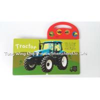 Wholesale Toy Trucks Push Button Sound Module , Indoor Kid's musical book for baby from china suppliers