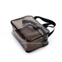 Wholesale Premium PVC Carry On Compliant Bag Waterproof Travel Makeup Pouch Great For Liquids Bottles from china suppliers