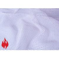 Wholesale Flame Retardant Mesh Fabrics, washable, high tenacity, different patterns from china suppliers