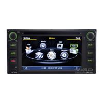 Car Stereo For TOYOTA RAV4 Corolla Autoradio Sat Nav Navigation C010