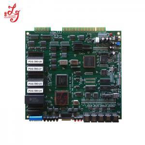 Wholesale U4 / U6 Chip  Gambling Slot Machines / Touch Screen Game Machine from china suppliers