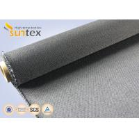 Wholesale 30oz Weave - Lock Fire Resistant Fiberglass Fabric Flame Resistant Fabric 550C from china suppliers
