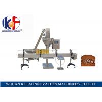 Buy cheap autoamtic screw feeder high filling accuracy small dry milk powder filling from wholesalers