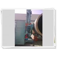 Buy cheap Heavy Duty Self Aligned Rotator Wind Tower Production Line With Motorized Trolley from wholesalers