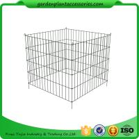 Wholesale Single Bin Wire Composter Heavy - Gauge , Powder - Coated Steel Wire from china suppliers