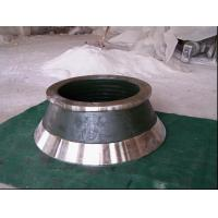 Wholesale Concaves And Mantles Wear Casting Crusher Wear Parts For Crushers DF020 from china suppliers