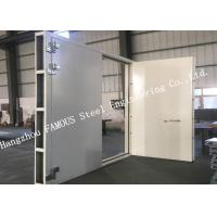 Wholesale Explosion Proof Steel Framed Blast Door Industrial Garage Doors For Governments And Banks from china suppliers