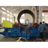 Wholesale Heavy Duty Rotator Turning Rolls Steel / Polyurethane Wheel 150T bolt from china suppliers