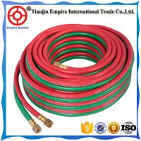 Wholesale High quality rubber red/green oxygen/acetylene welding hose and for industrial use from china suppliers