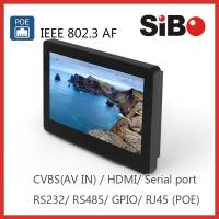 Wholesale Automation Remote Control 7 Industrial Grade Android POE Tablet PC from china suppliers