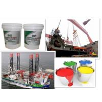 Wholesale Strong Adhesion Marine Hull Paint Topcoat For Civil Infrastructure from china suppliers