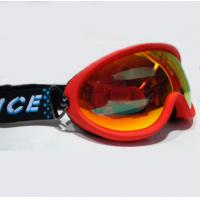 Wholesale Outdoor REVO Mirrored Lens Youth Snowboarding Goggles Professional from china suppliers