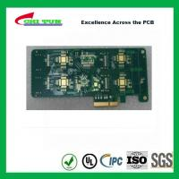 Wholesale 4L Fr4 IMMERSION GOLD + GOLD FINGER Multilayer PCB Printed Circuit Board from china suppliers