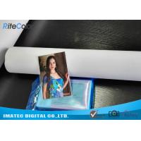 China Single Side Printing Matte Finish Photo Paper / A4 Matte Photo Paper For Canon Epson Hp Plotters on sale