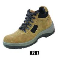 Wholesale CE Genuine Leather Safety Shoes and Safety Boots A207 from china suppliers