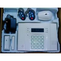 Wholesale ALARM PANEL GSM/PSTN DIY SECURITY BURGLAR ALARM FIRE DETECTION from china suppliers