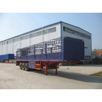 Chu wins 11 m 33.5 t 3-axis Stake Semi-trailer CSC9401CXY for sale