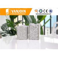 Wholesale Composite Sandwich Foam Panels For House Interior Exterior Concrete Wall from china suppliers