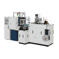 Wholesale Ultrasonic Automatic Forming Machine , Double Sided PE Coated Paper Cup Making Machine from china suppliers