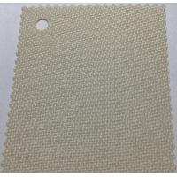 Wholesale PVC Sunscreen Roller blinds fabrics, solar screen fabric for shade from china suppliers