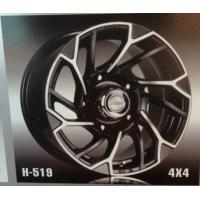 Wholesale Toyota Polished 16 Inch Alloy Wheels , 2013 New Design kin-650S from china suppliers