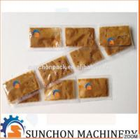 Quality Stand Up Liquid / Soup Packaging Machine Pneumatic Driven Type for sale