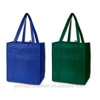 China 80gsm PP Non Woven Grocery Tote , Non Woven Polypropylene Tote Bags on sale