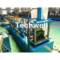 Wholesale Durable Seamless Gutter Machine With Welded Wall Plate Structure Forming Structure from china suppliers