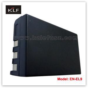 China Camera Battery Pack EN-EL9 For Nikon on sale
