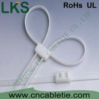 Wholesale Handcuffs type double nylon cable ties from china suppliers