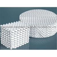 China Ceramic Structured Packing (250 / 350 / 450 / 550 etc) on sale