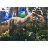 Artificial Full Size Dinosaur Models Animatronic Dinosaur For City Plaza for sale