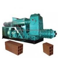 Wholesale Economical Vacuum Extruder, Hollow Clay Brick Machine with 40000 Per Day from china suppliers