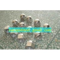 Wholesale incoloy 825 fastener bolt nut washer gasket screw from china suppliers