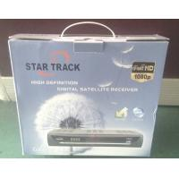 Wholesale STAR TRACK GALAXY FULL HD1080P DVB-S2USB WIFI high definition digital satellite receiver from china suppliers