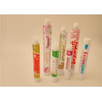 Wholesale Dermatological Aluminium Collapsible Tubes , Pharmaceutical Aluminum Tubes from china suppliers