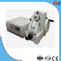 Buy cheap HY-1508 Frozen and paraffin Rotary microtome price from wholesalers