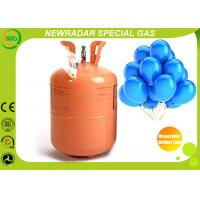 Quality Lightweight Disposable Helium Gas Cylinder For Balloons Environment for sale